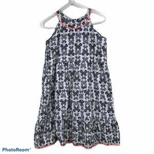 the childrens place girls butterfly dress XL 14
